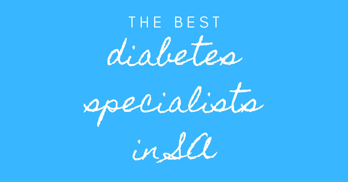 best diabetes specialists in SA