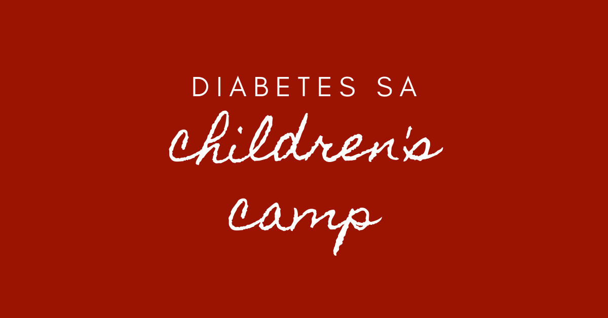 diabetes children's camp