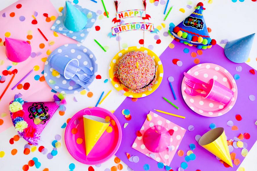 diabetic child birthday party