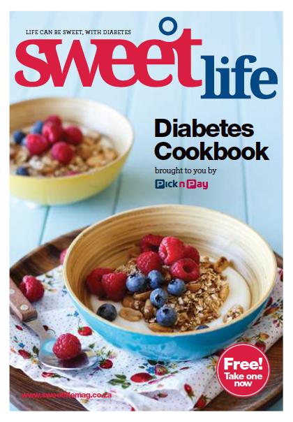 free diabetes cookbook