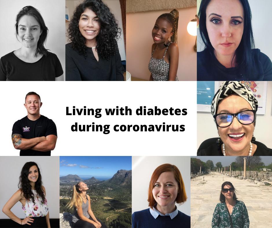 diabetics during covid-19