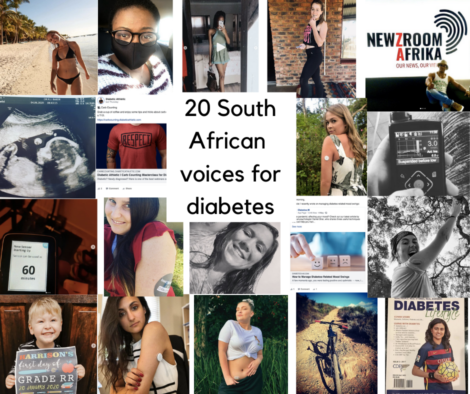 south african voices for diabetes