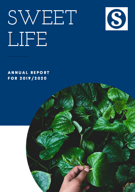 sweet life annual report 2019/2020