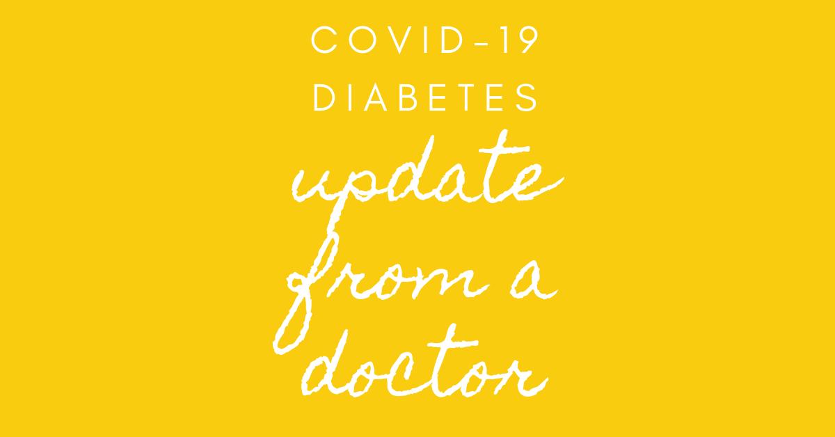 covid-19 diabetes update