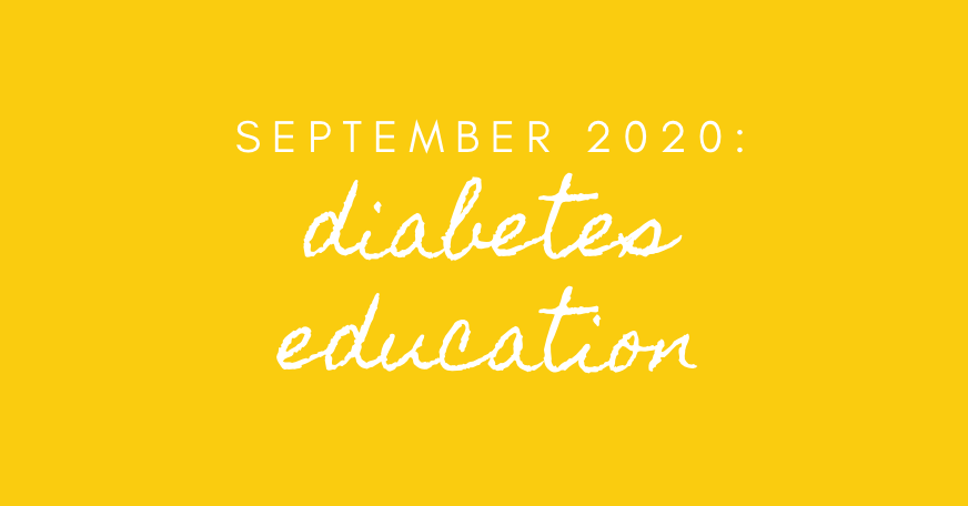 september diabetes education research